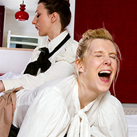 Join the site to view The Edwardian Governess and all other spanking scenes