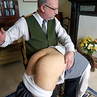 Join the site to view The Evacuees  and all other spanking scenes