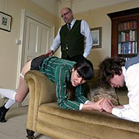 Join the site to view The Evacuees (part 2) and all other spanking scenes