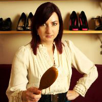 Preview thumbnail : Join the site to view Feminine Discipline and all other spanking scenes