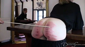 Join the site to view The Final Test and all other spanking scenes