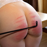 Join the site to view The Fix and all other spanking scenes