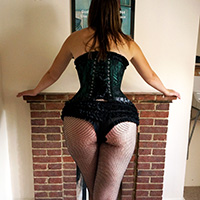 Preview thumbnail : Join the site to view French Tart and all other spanking scenes