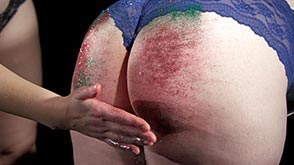 Click to view more previews of Glitter Spanking
