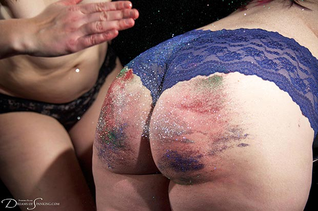 Click to view high-resolution preview image for Glitter%20Spanking