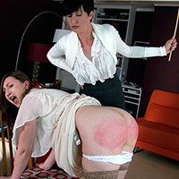 The New Governess at Dreams of Spanking