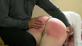 Join the site to view Only His Hand and all other spanking scenes