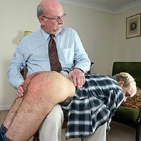 Join the site to view A Helping Hand and all other spanking scenes