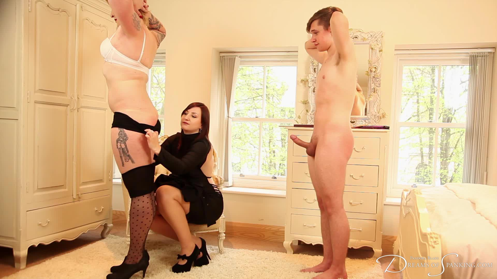 Join the site to view Houseboy - Extended Edition and all other spanking scenes