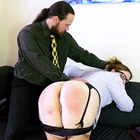 Join the site to view Corporate Intimidation and all other spanking scenes