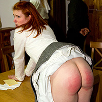 Join the site to view Invitations and all other spanking scenes