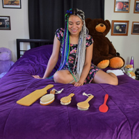 Join the site to view Jayda's Self-Spanking and all other spanking scenes