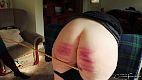 Join the site to view Not In My Joint and all other spanking scenes