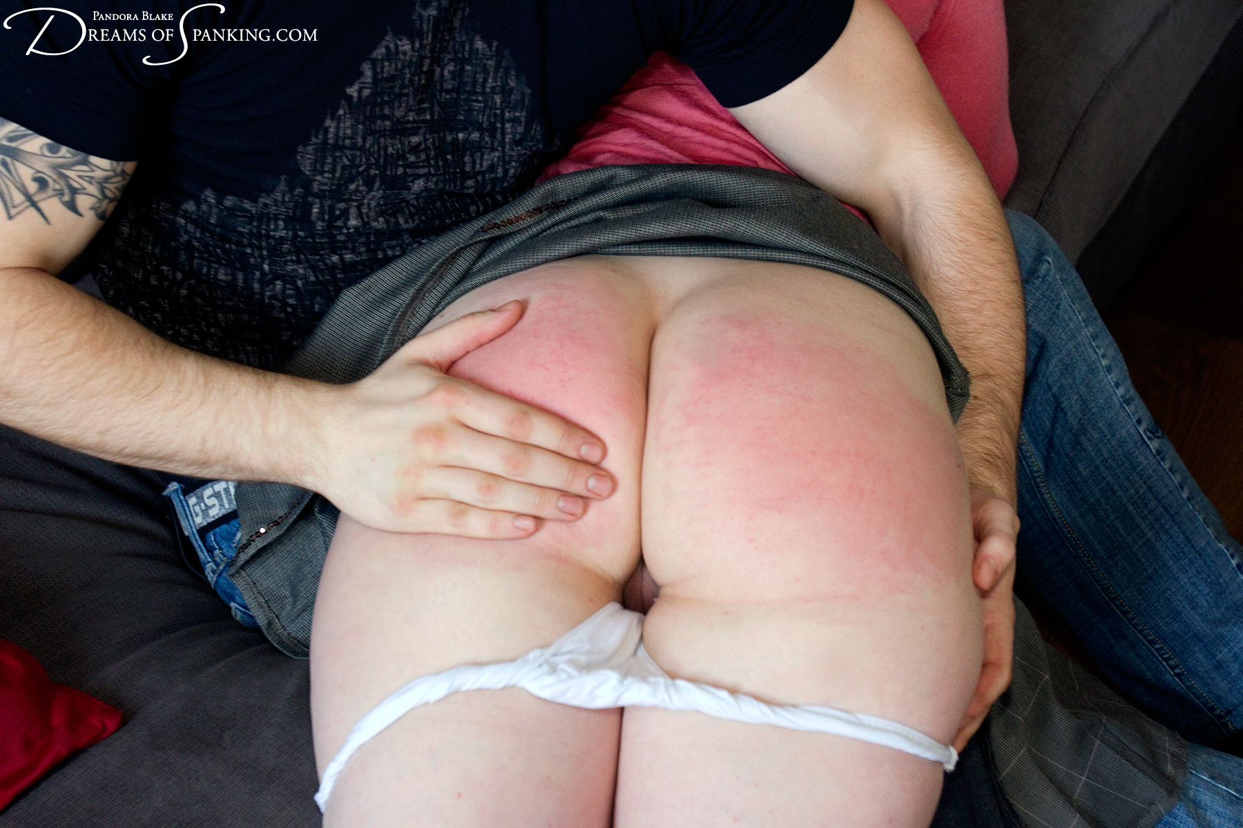 Kinky starring Amelia Jane Rutherford, Caroline Grey and Will Savage - Dreams of Spanking