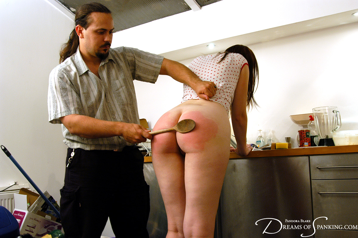 adult spanking therapy - Spanking therapy and a messy kitchen