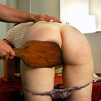 Preview thumbnail : Join the site to view Kitchen Punishment and all other spanking scenes