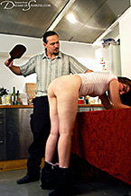 Kitchen Punishment