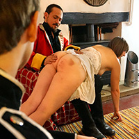 Join the site to view The New Lieutenant and all other spanking scenes