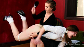 My Inner Little Girl at Dreams of Spanking