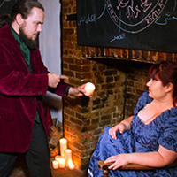 Preview thumbnail : Join the site to view The Magician's Apprentice (part 1) and all other spanking scenes