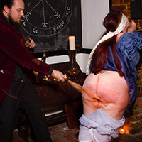 Preview thumbnail : Join the site to view The Magician's Apprentice (part 2) and all other spanking scenes