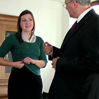 Behind the scenes photo 1 from Maintaining Discipline at Dreams of Spanking