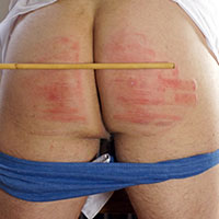 Join the site to view Maintaining Discipline - part 2 and all other spanking scenes