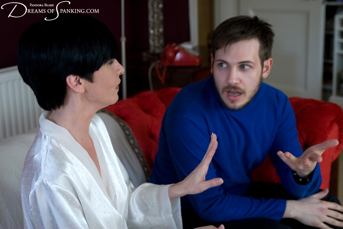 Domestic staff caning - 2 part 7