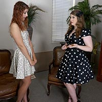 Join the site to view Her Married Sister and all other spanking scenes