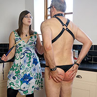 Join the site to view Mike's Secret and all other spanking scenes