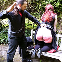 Join the site to view My Lady's Pleasure and all other spanking scenes