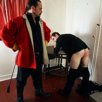 Join the site to view Military Discipline and all other spanking scenes