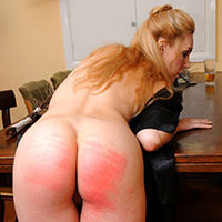 Preview thumbnail : Join the site to view Introducing Mrs Smith and all other spanking scenes
