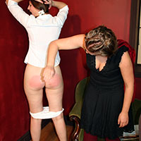 Preview thumbnail : Join the site to view Ms Howard's Little Girl and all other spanking scenes