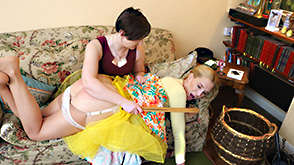 Click to view more previews of The Naughty Nanny