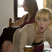 Join the site to view Need to Know and all other spanking scenes