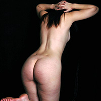 Preview thumbnail : Join the site to view Submissive Nudes and all other spanking scenes
