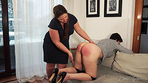 Click to view more previews of Paddled and Humiliated