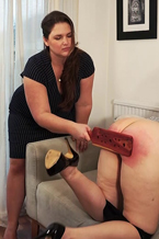 Paddled and Humiliated