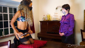 Join the site to view The Party Whip and all other spanking scenes