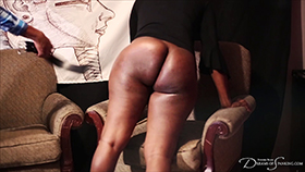 Join the site to view Domestic Discipline: Meet Pharaoh and Sha and all other spanking scenes