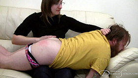 Join the site to view Spanking for Pleasure and all other spanking scenes