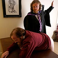 Join the site to view Potions and all other spanking scenes