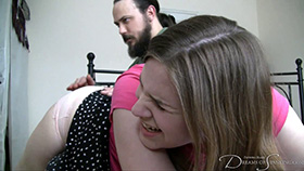 Join the site to view Alex's POV and all other spanking scenes