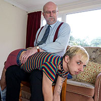 Join the site to view Pride and all other spanking scenes
