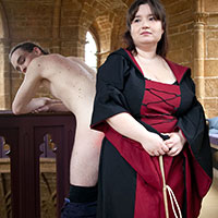 Join the site to view Primae Noctis and all other spanking scenes