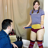 Join the site to view Prove Your Love and all other spanking scenes