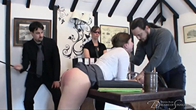 Join the site to view Psychic Weapon 'C' and all other spanking scenes