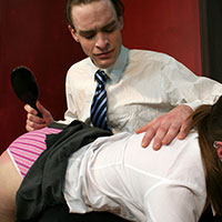 Join the site to view Punishment by Proxy and all other spanking scenes