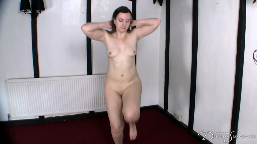 But naked exercise clip